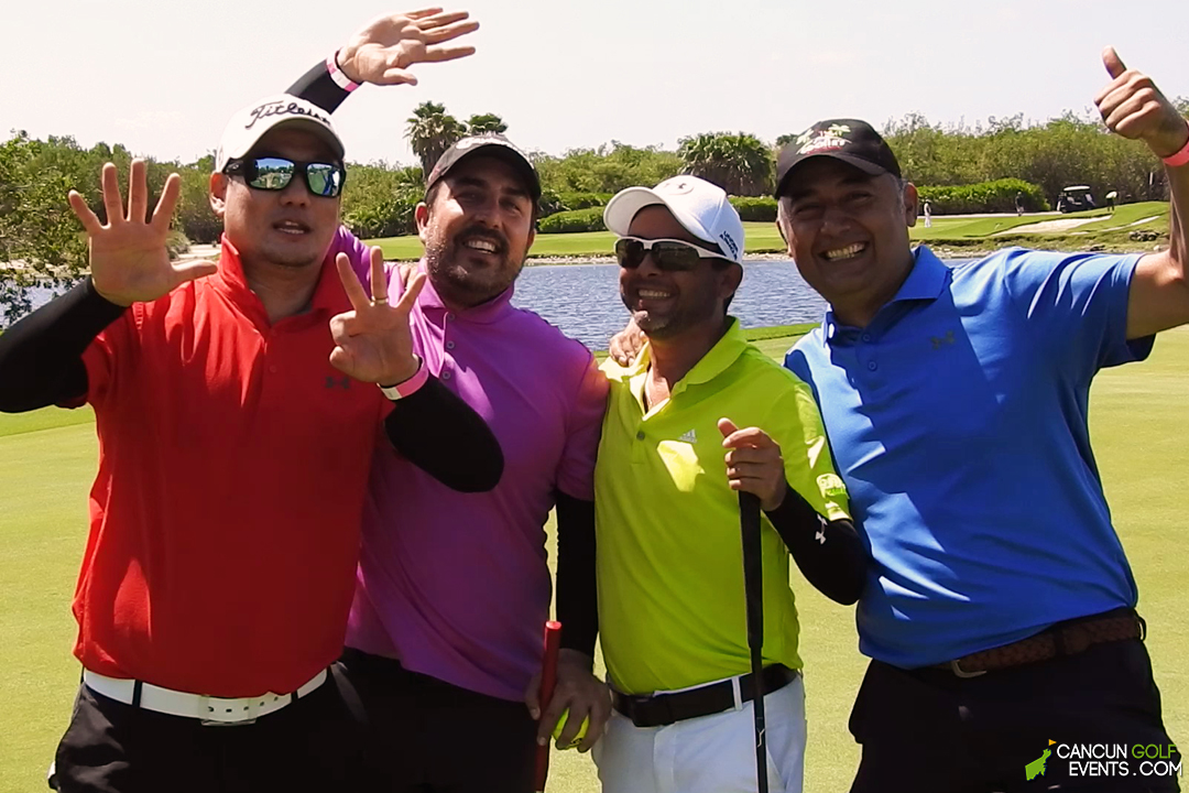 Ganadores Cancun Golf Events Cockie´s Schamble